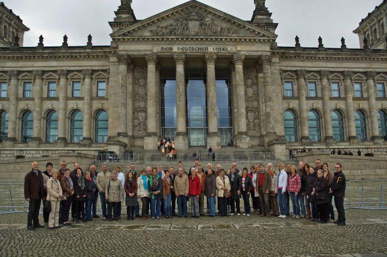 Berlinfahrt 2012