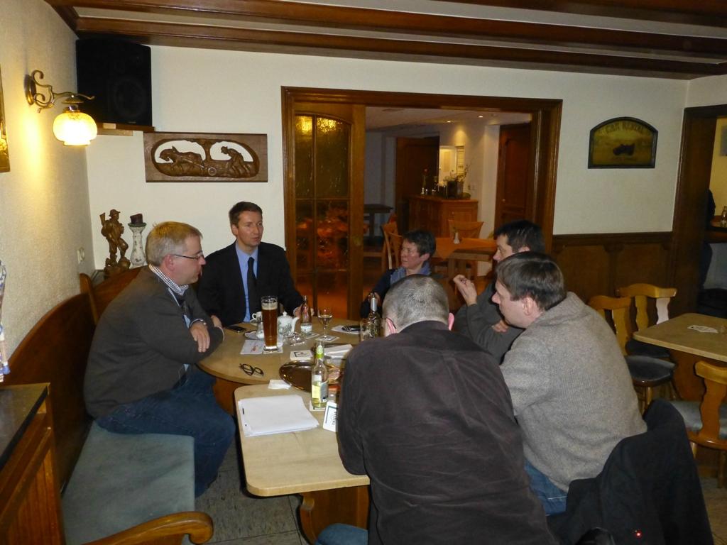Treffen Patrick Sensburg 05.03.2013