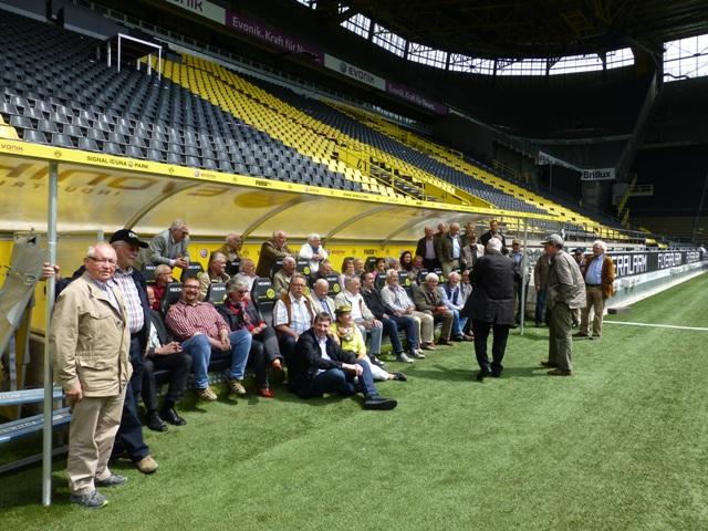 Stadionbesichtigung Signal-Iduna-Park
