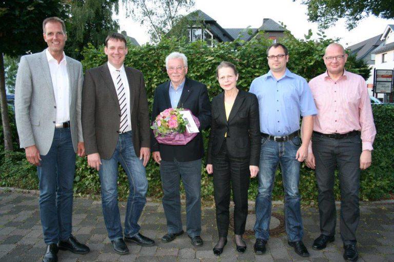 Wachwechsel in der Geschäftsführung der CDU-Eslohe
