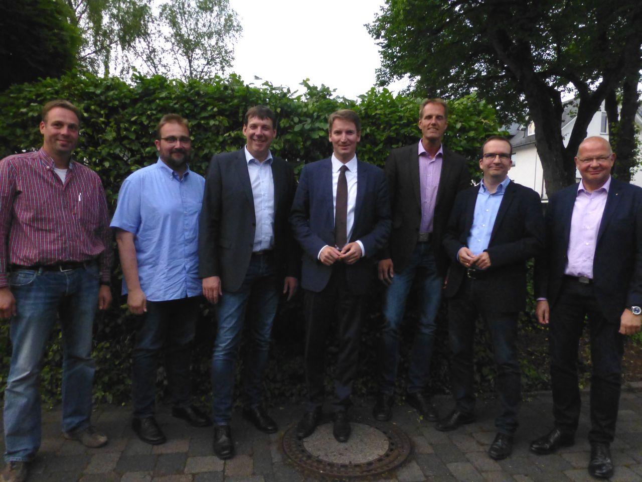 CDU-Gemeindeverbandsmitgliederversammlung 13. Juni 2017